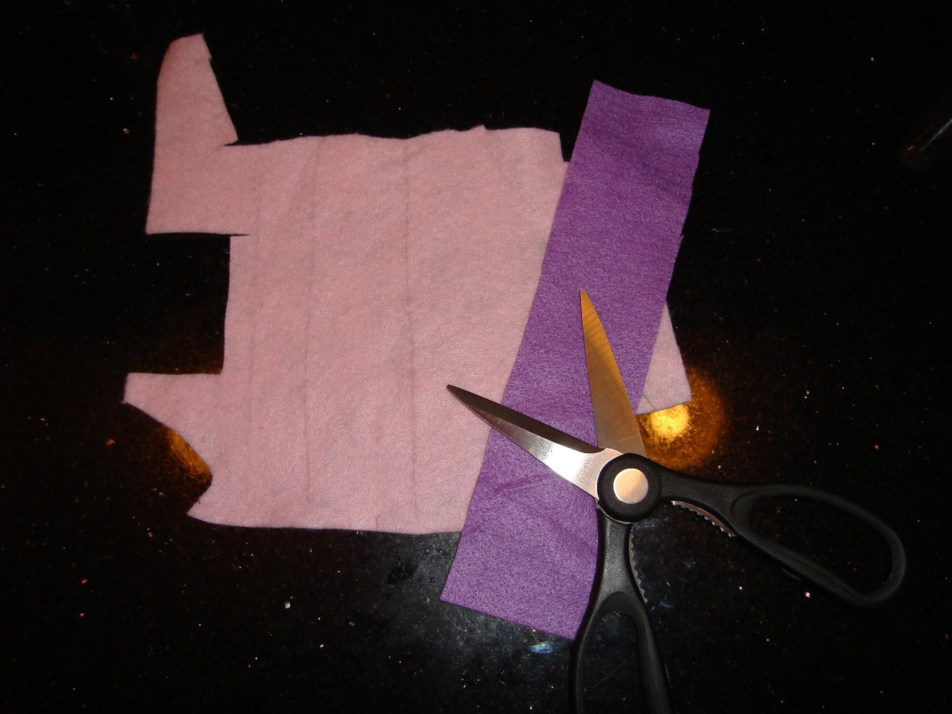 Measuring and Cutting a Harness