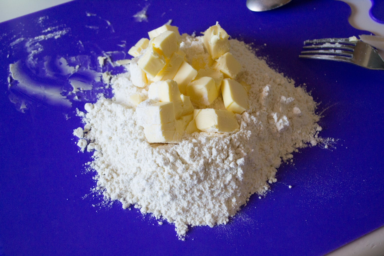 Step 1: Making the Traditional Pie Crust
