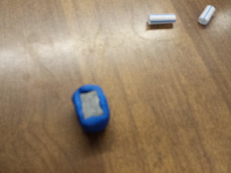 Mold Sugru Around the Magnet