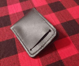 How to Make a Minimalist Wallet With a Pattern