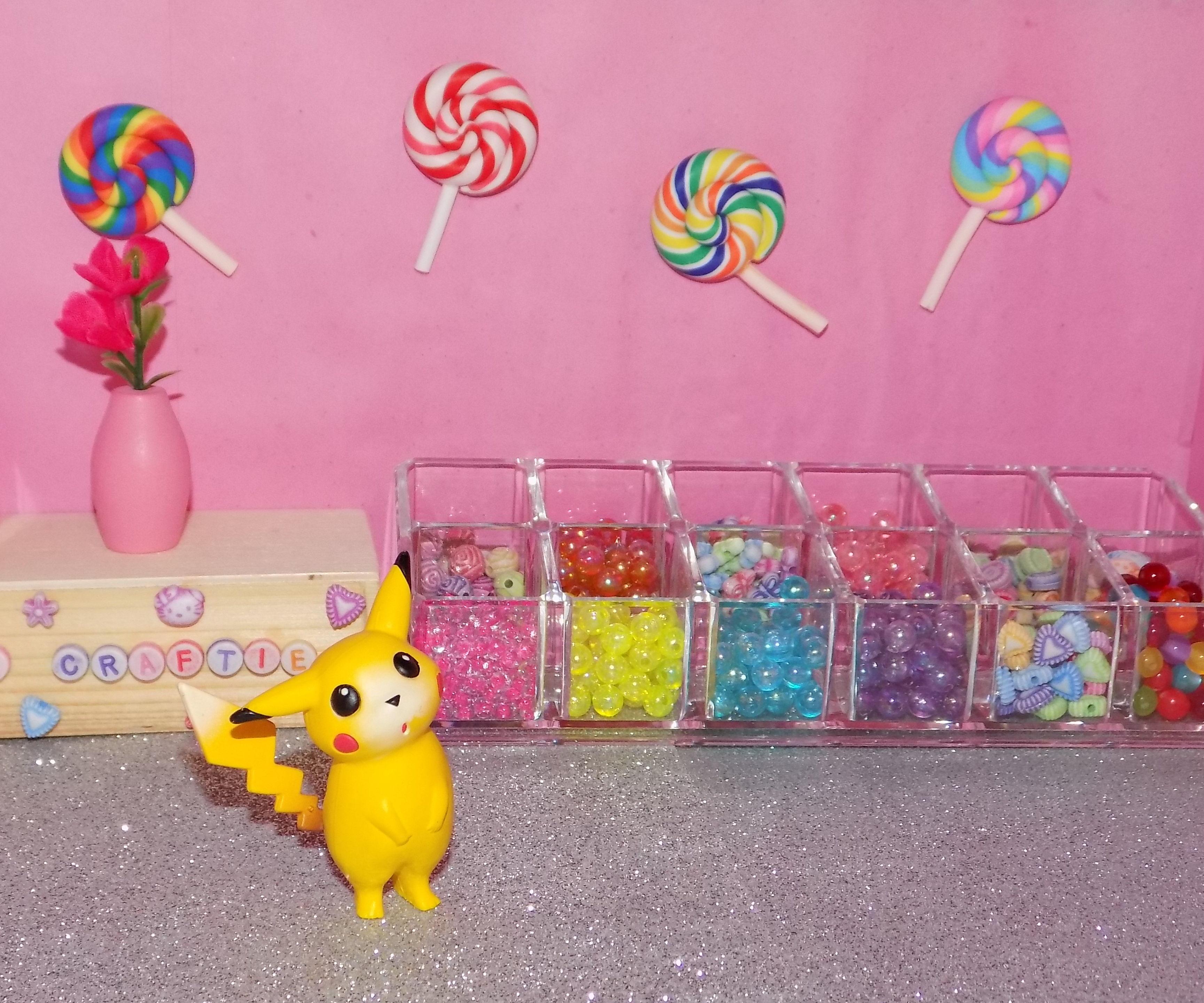Diy Miniature Sweet Shop