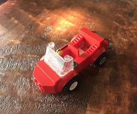 Cool LEGO Car