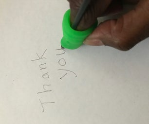 Finger Ink Pen