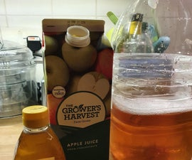 Cyser - Cider Fermented With Honey