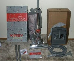 How to Return a Kirby Vacuum Cleaner or Anything Else That's Too Expensive.  (Or Better Yet Refuse to Buy in the First Place!)