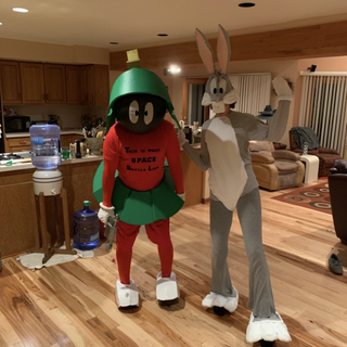 Marvin the Martian - Costume