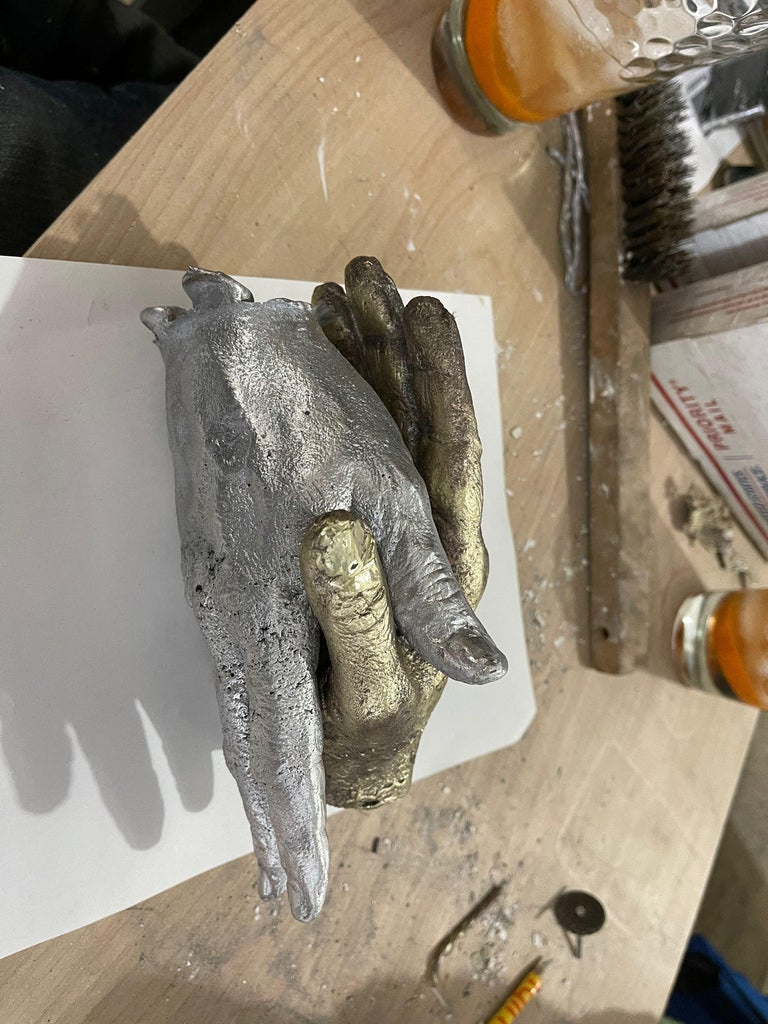 Clean Up the Metal Model