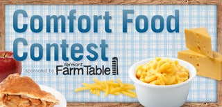 Comfort Food Contest