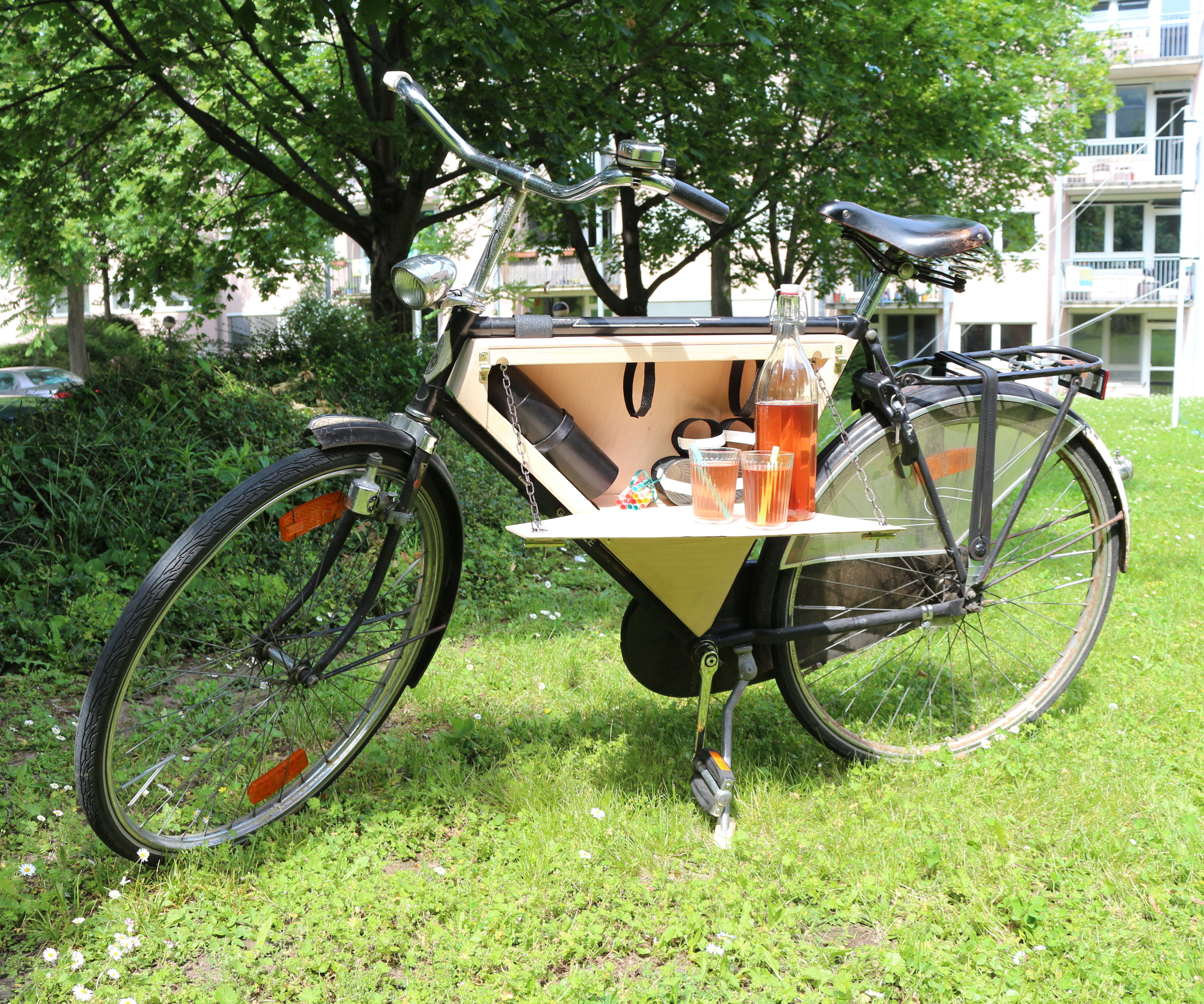 Bicycle Picknick Box