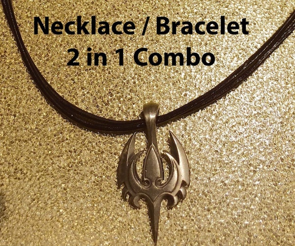 Necklace / Bracelet - 2 in 1 Combo (Unisex)