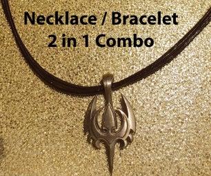 Necklace / Bracelet - 2 in 1 Combo (Unisex)
