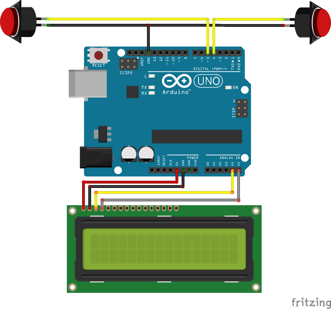 Connecting the Components to the Arduino