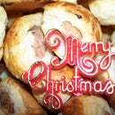 Family special: Christmas Sausage rolls.