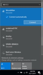 Install WiFi Adaptor