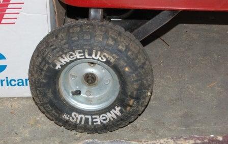 No More Flat Tires???