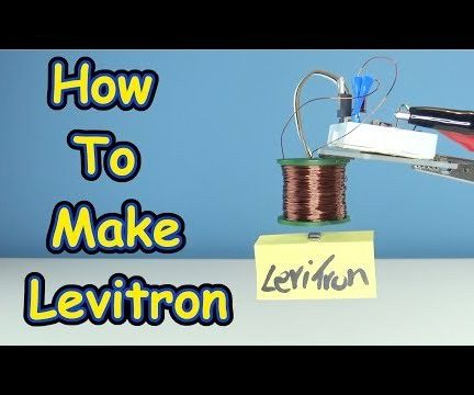 How to Make LEVITRON