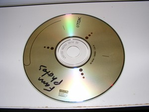 Easy CD-R Data Destruction