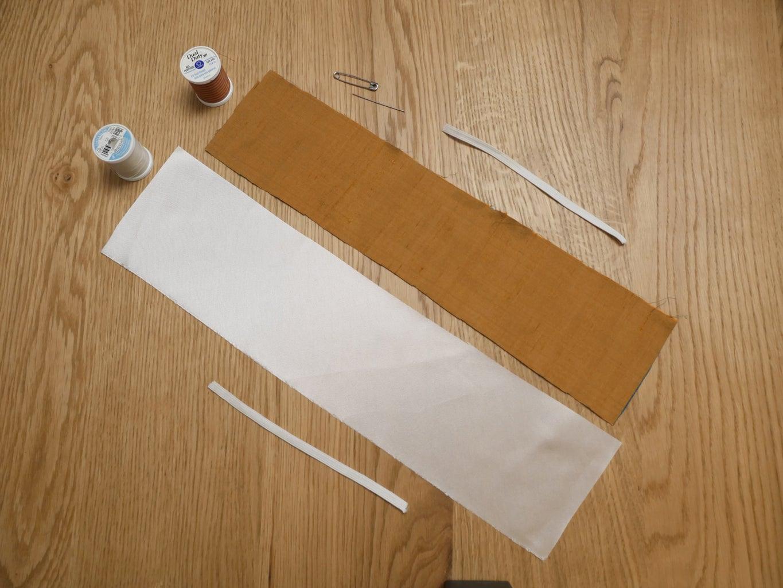 Iron & Cut Fabric