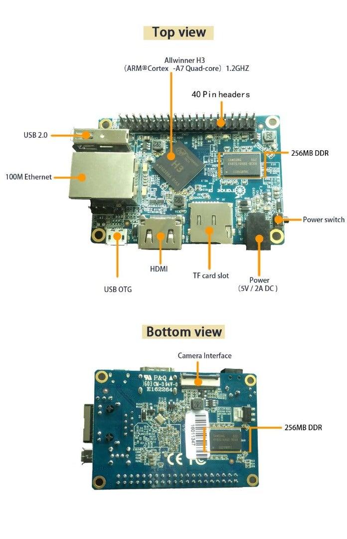 Orange Pi One Setup Guide