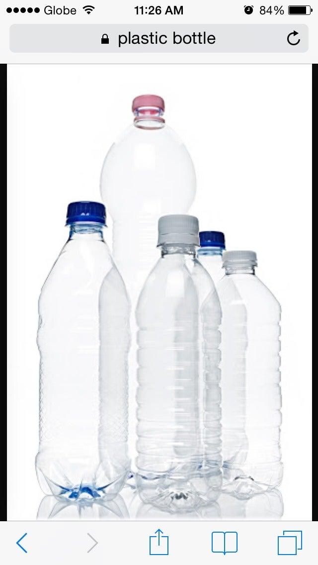 Get a Plastic Bottle