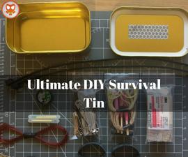 Ultimate DIY Survival Tin