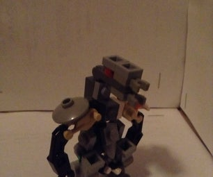 Lego Halo Elite