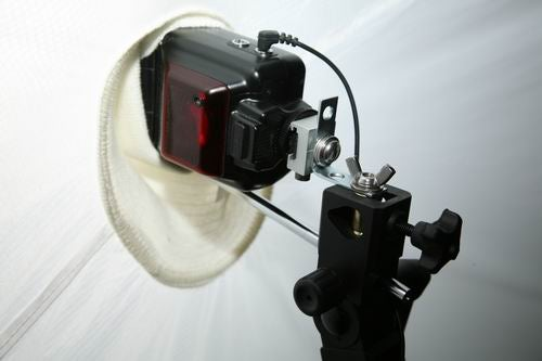 Photography Speedlite Flash L Bracket for Strobist Photography