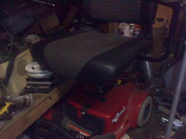 Buggy Wheelchair Robot