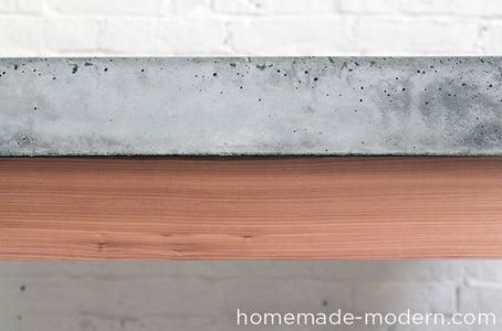 Seal the Concrete