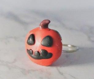 Jack-O-Lantern Ring