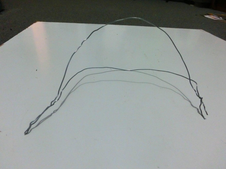 Making the Metal Speaker Holder.