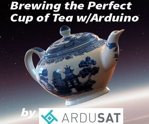 Brew the Perfect Cup of Tea With Arduino