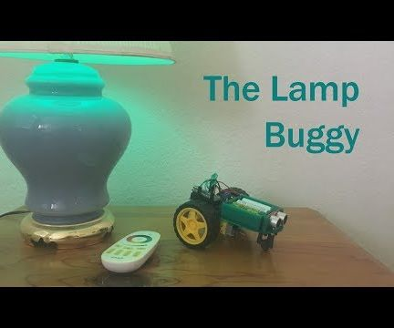 The Lamp Buggy