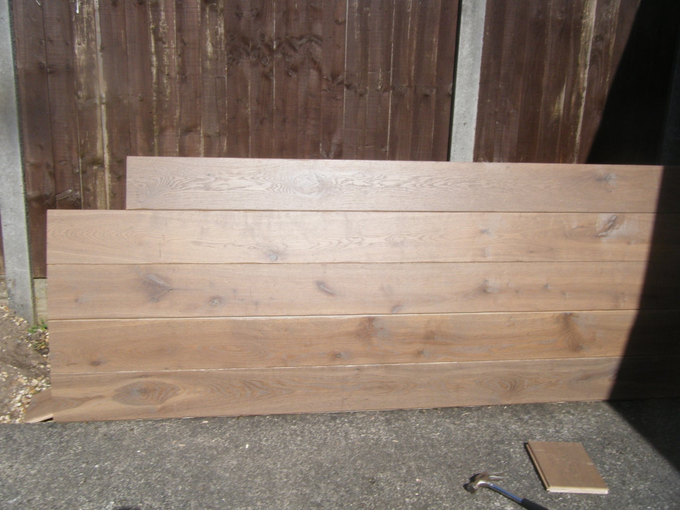 Make and Place the Side Walls of Your Seat / Den
