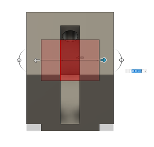 Design Process - Moving Fixture - Grip Block Cutouts