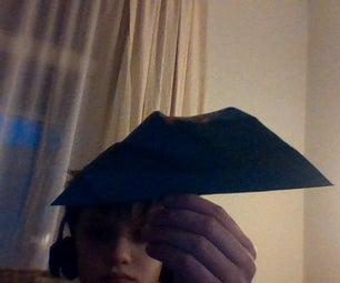 如何制作折纸飞机