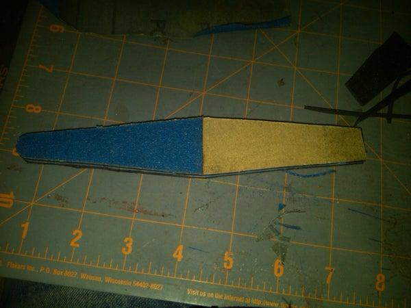 Make a Sanding File.