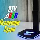 DIY ARGB Gaming Headphone Stand Using Acrylic
