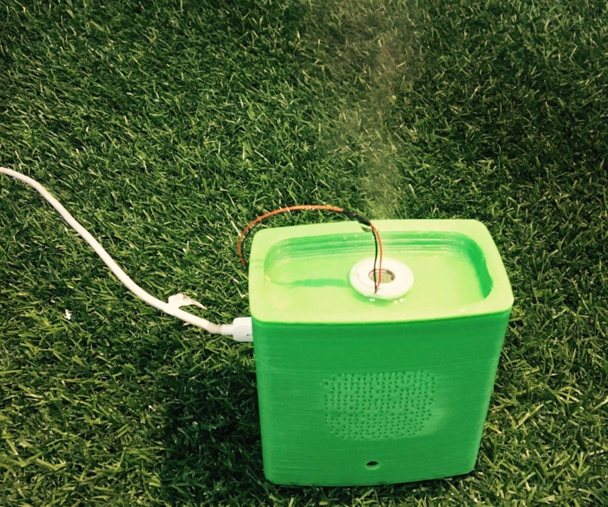 DIY Smart House 2 - DIY a Humidifier
