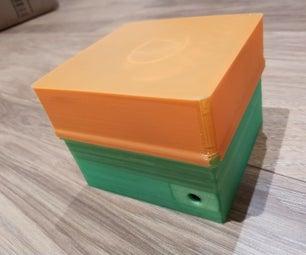 The Unpluginator - Self-Unplugging Useless Box