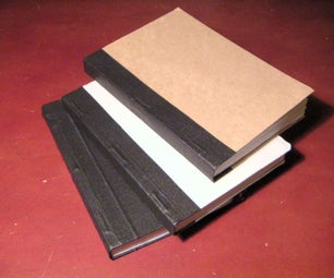 """Cheap and Easy Moleskine - """"sort Of"""""""