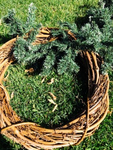 2. Wrap Wreath