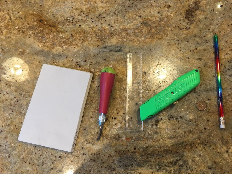 Preparing Your Stamp