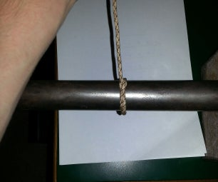 How to Tie a Timber Hitch