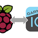 About Communication Between Garmin SDK and a Raspberry Pi