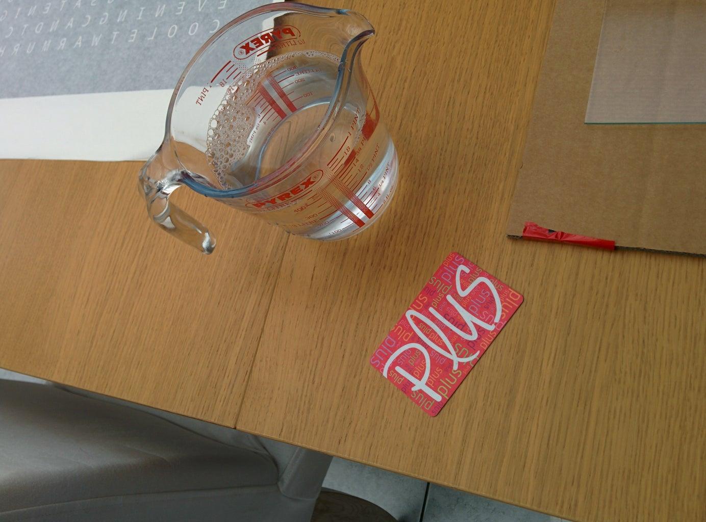Glass Faceplate