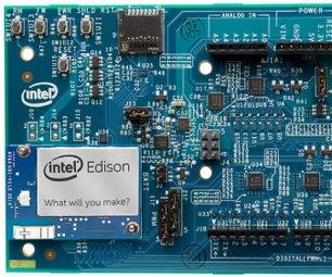Intel Edison - Creating Socket TCP Program Using GCC and Linux