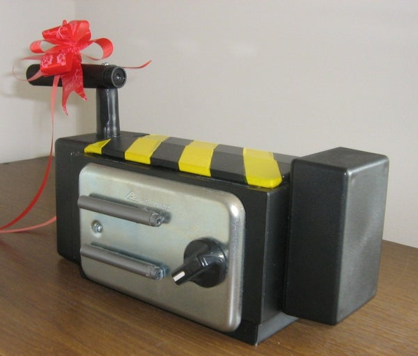 Ghostbusters Ghost Trap Gift Box