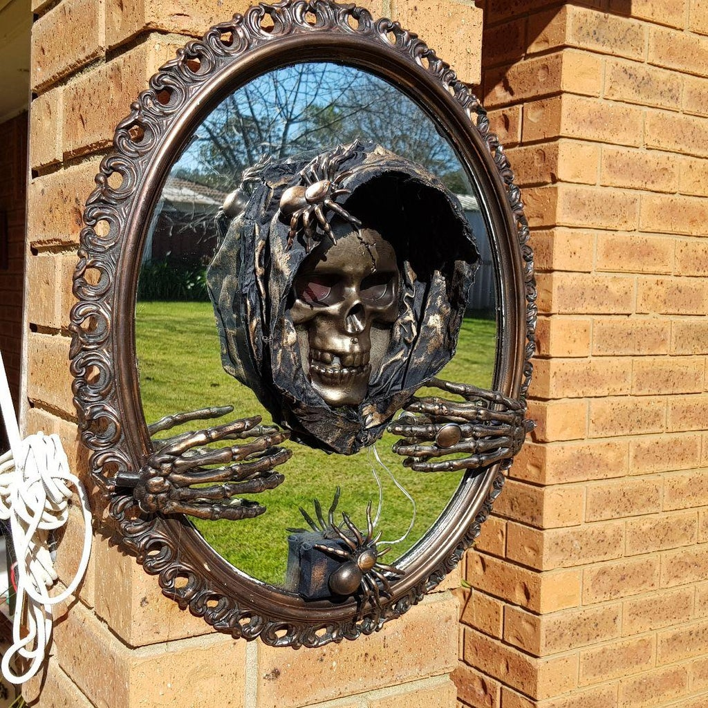 Halloween Mirrors