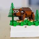 Lego Compatible Night Light